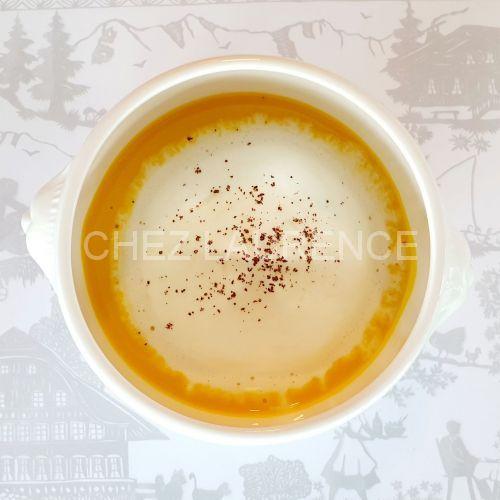 Kurbis-Kaffee